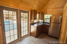 Kitchen and Doors