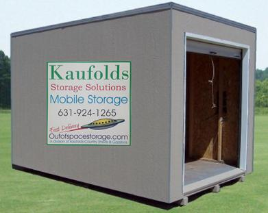 Mobile Storage Unit Als Container